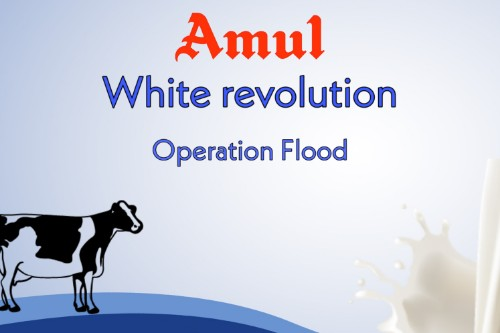 White Revolution in india