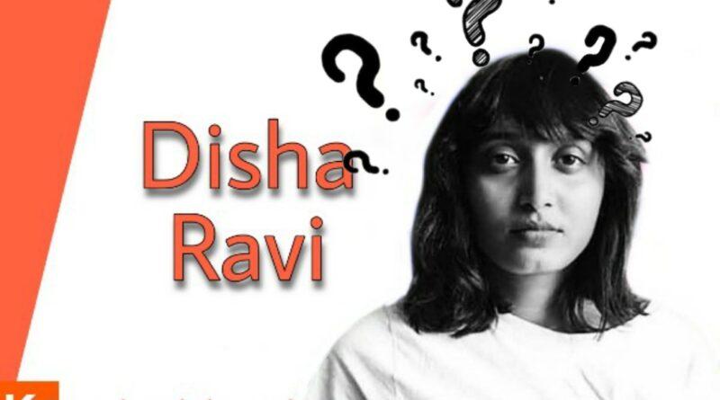Disha Ravi