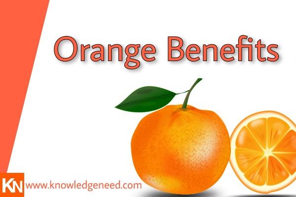 Orange Benefits
