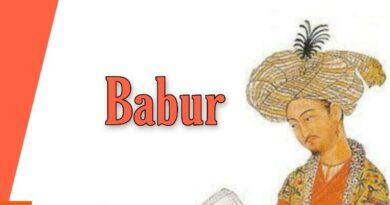 History of Babur