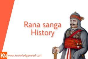 Rana sanga History