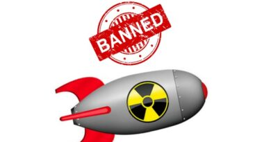Why nuclear weapons should be banned