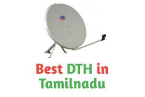 Best DTH in Tamilnadu