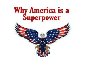 Why america is superpower