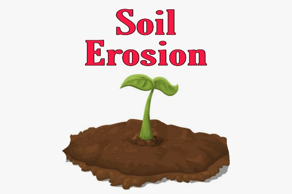what is soil erosion in geography